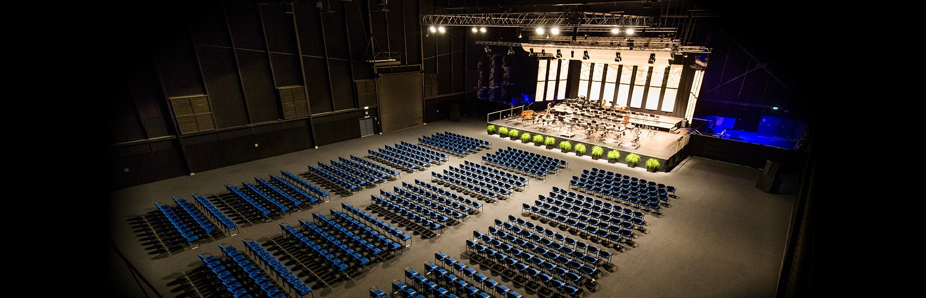 Our spaces - the Convention Centre