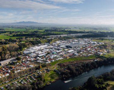 Event spaces for hire at Mystery Creek Hamilton Waikato New Zealand