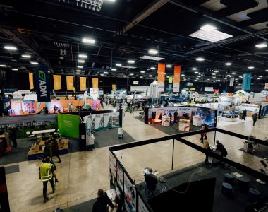 exhibitions and conventions at Mystery Creek Events Centre